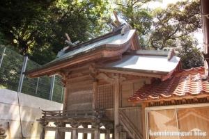 客神社(松江市島根町加賀)12