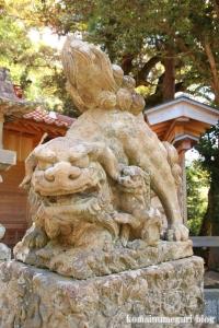 客神社(松江市島根町加賀)20