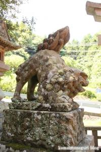 客神社(松江市島根町加賀)21
