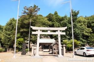 加賀神社(松江市島根町加賀)1