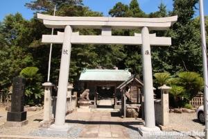 加賀神社(松江市島根町加賀)2