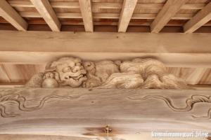 加賀神社(松江市島根町加賀)6