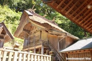 加賀神社(松江市島根町加賀)11