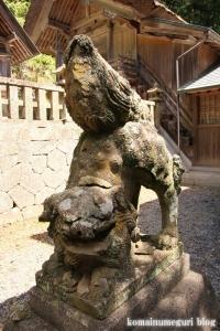 加賀神社(松江市島根町加賀)34