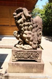 大﨑神社(松江市島根町大芦)18