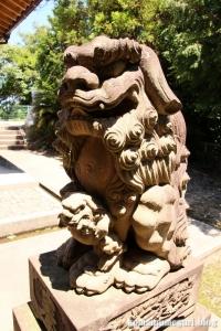 大﨑神社(松江市島根町大芦)19