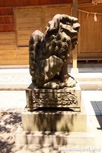 大﨑神社(松江市島根町大芦)24