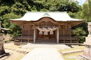 恵曇(えとも)神社(松江市嘉島町恵曇)10