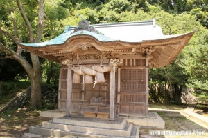 恵曇(えとも)神社(松江市嘉島町恵曇)15