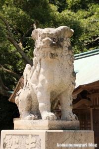恵曇(えとも)神社(松江市嘉島町恵曇)9