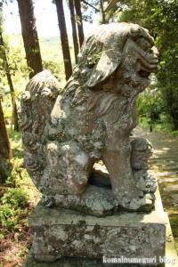 恵曇(えとも)神社(松江市嘉島町佐陀本郷)5