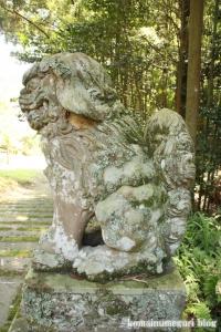 恵曇(えとも)神社(松江市嘉島町佐陀本郷)9