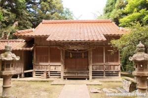 西生馬神社(松江市西生馬町)15