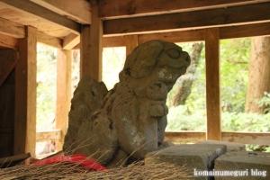 西生馬神社(松江市西生馬町)21