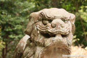 西生馬神社(松江市西生馬町)35