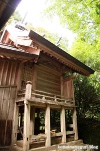 西生馬神社(松江市西生馬町)19