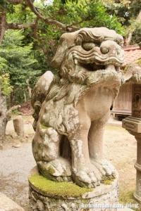 西生馬神社(松江市西生馬町)31