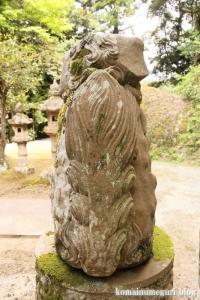 西生馬神社(松江市西生馬町)33