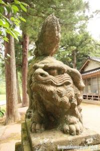 秋鹿(あいか)神社(松江市秋鹿町)10
