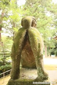 秋鹿(あいか)神社(松江市秋鹿町)8