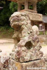秋鹿(あいか)神社(松江市秋鹿町)18