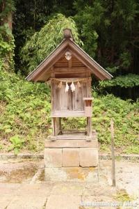 秋鹿(あいか)神社(松江市秋鹿町)27