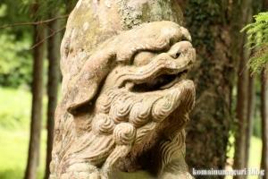 秋鹿(あいか)神社(松江市秋鹿町)13
