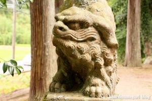 秋鹿(あいか)神社(松江市秋鹿町)14