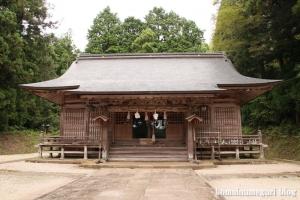 秋鹿(あいか)神社(松江市秋鹿町)16