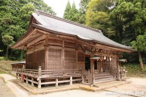秋鹿(あいか)神社(松江市秋鹿町)22