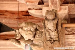 秋鹿(あいか)神社(松江市秋鹿町)26