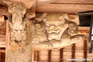 秋鹿(あいか)神社(松江市秋鹿町)28
