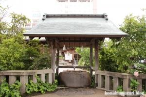 須衛都久(すえつぐ)神社(松江市西茶町)4