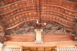 須衛都久(すえつぐ)神社(松江市西茶町)18