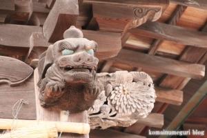 須衛都久(すえつぐ)神社(松江市西茶町)19