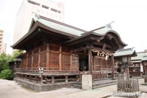 須衛都久(すえつぐ)神社(松江市西茶町)21