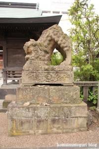 須衛都久(すえつぐ)神社(松江市西茶町)6