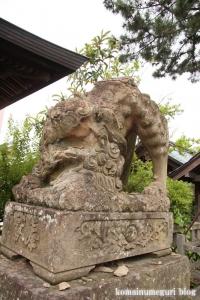 須衛都久(すえつぐ)神社(松江市西茶町)7