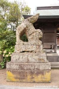 須衛都久(すえつぐ)神社(松江市西茶町)11