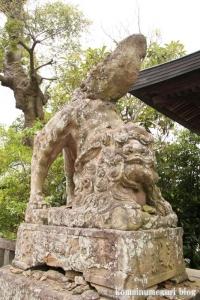 須衛都久(すえつぐ)神社(松江市西茶町)12