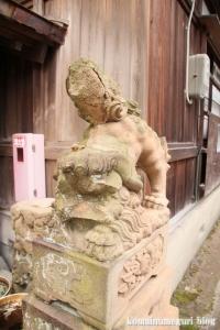 須衛都久(すえつぐ)神社(松江市西茶町)24
