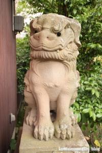 須衛都久(すえつぐ)神社(松江市西茶町)37