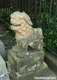 須衛都久(すえつぐ)神社(松江市西茶町)44