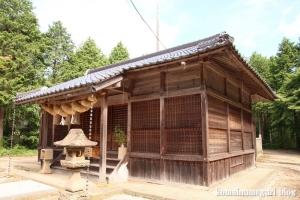 布宇(ふう)神社(松江市玉湯町林)29
