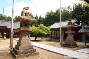 布宇(ふう)神社(松江市玉湯町林)37