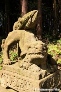 布宇(ふう)神社(松江市玉湯町林)9