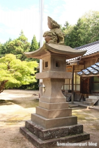 布宇(ふう)神社(松江市玉湯町林)23