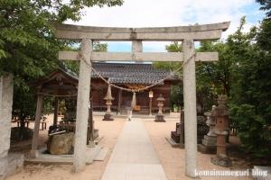 万九千(まんくせん)神社(出雲市斐川町併川)5