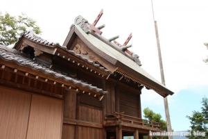 万九千(まんくせん)神社(出雲市斐川町併川)27