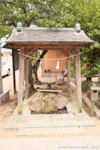 万九千(まんくせん)神社(出雲市斐川町併川)6